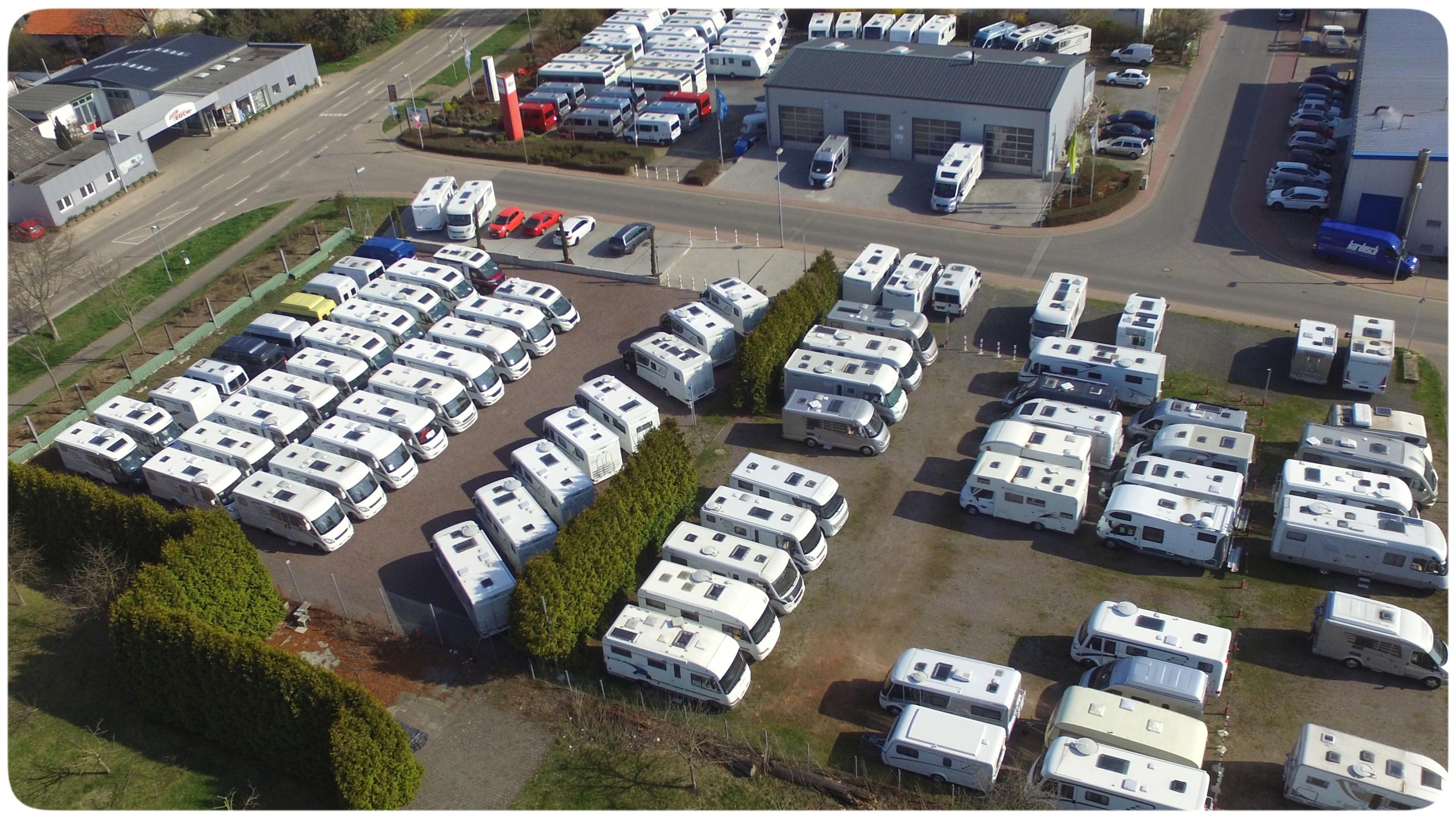 Reisemobile Euch e.K.  Wohnmobilhändler in Deutschland