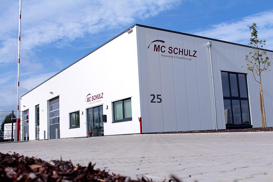 Mc Schulz Gmbh Co Kg Wohnmobilhändler In Deutschland